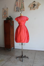 Load image into Gallery viewer, 1960s Hot Pink Bubble Dress
