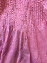 Load image into Gallery viewer, Victorian Pink Cotton Blouse
