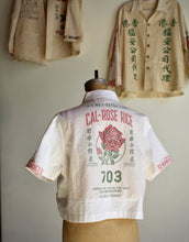 Load image into Gallery viewer, Calrose Rice Sack Crop Top