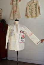 Load image into Gallery viewer, How to Japanese Rice Long Sleeve Jacket