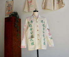 Load image into Gallery viewer, Fukusuke Good Fortune Rice Sack Work Shirt