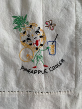 Load image into Gallery viewer, Pineapple Cooler Linen Button-up Shirt