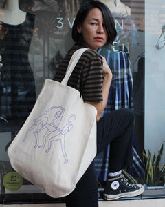 3 Women Logo Tote Bag