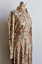 Load image into Gallery viewer, 1980s Evan Picone Floral Rayon Two Piece Set