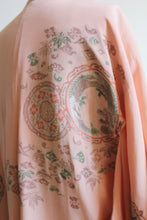 Load image into Gallery viewer, 1940s Pink Silk Kimono Jacket
