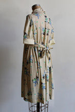 Load image into Gallery viewer, 1970s Cotton Floral Print Babydoll Dress