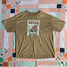 Load image into Gallery viewer, Botan Rice Vintage Light Brown Tee - L