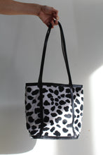Load image into Gallery viewer, 1990s Faux Cow Print Purse by Maxx New York