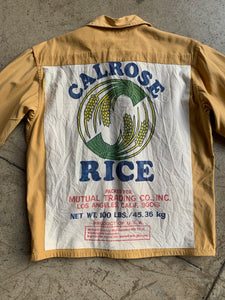 Calrose Rice Patchwork Jacket