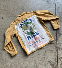 Load image into Gallery viewer, Calrose Rice Patchwork Jacket