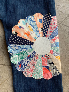Field of Dreams Patchwork Levi's 501
