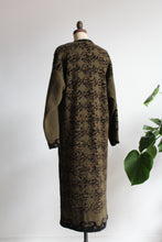 Load image into Gallery viewer, 1980s Full Length Hand Knit Wool Sweater Coat