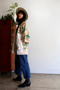 Serenata Linen Jacket