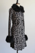 Load image into Gallery viewer, 90s Leopard Print Betsey Johnson Cardigan