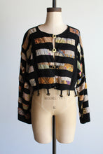 Load image into Gallery viewer, 1990s Batik Patchwork Jacket