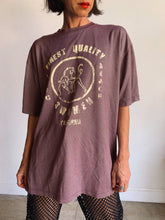 Load image into Gallery viewer, Finest Quality 1990s Plum T-Shirt - L