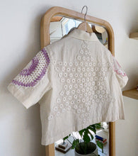 Load image into Gallery viewer, Doily Crop Top ~ Medium