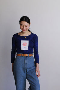 Primary Rose Vintage Shirt S