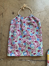 Load image into Gallery viewer, Feed Sack Reversible Halter Tops
