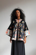 Load image into Gallery viewer, 1940s Silk Embroidered Chinese Jacket