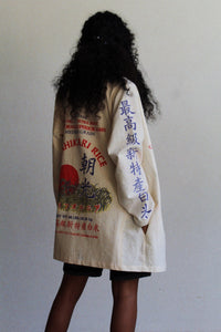 Asahikari Rice Sack Jacket