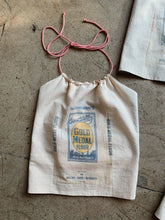 Load image into Gallery viewer, Flour Sack Reversible Halter Tops