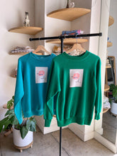 Load image into Gallery viewer, Primary Rose Vintage Sweatshirts