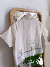 Load image into Gallery viewer, Japanese Garden Crop Top ~ Small