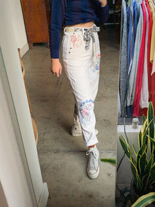 Extra Fancy Patchwork Jeans