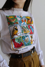 Load image into Gallery viewer, Birds Singing Long Sleeve Tee