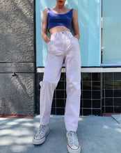 Load image into Gallery viewer, 1980s Anne Klein Harlowe Pink Jeans
