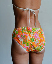 Load image into Gallery viewer, 1960s Neon Psychedelic Floral Panties