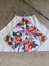 Load image into Gallery viewer, Floral Hankie Halter Tops
