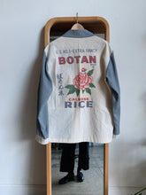Load image into Gallery viewer, Botan Rice Silk Work Shirt