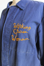 Load image into Gallery viewer, Working Class Woman Vintage Chore Jacket