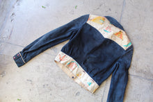 Load image into Gallery viewer, 1950s-60s Pictoral Buckskin Leather Cropped Western Jacket