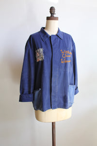 Working Class Woman Vintage Chore Jacket