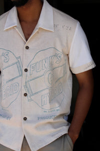 G Funk Flour Sack Button Up