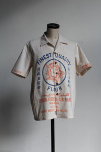 5 Tigers Flour Sack Button-up