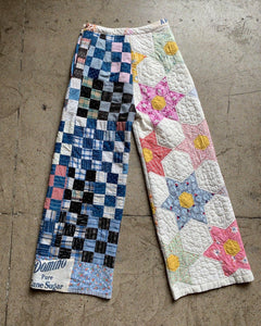 American Farms Quilt Trousers