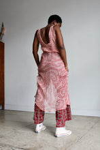Load image into Gallery viewer, 90s Pink Silk Slip Dress