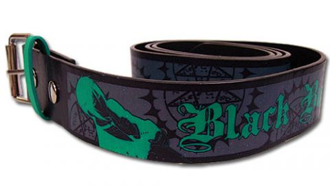 Belt: Black Butler - Sebastian Green (M/L) 33''-37'' (Accessories)