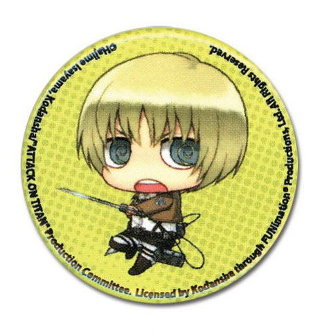 Button: Attack on Titan - SD Armin 1.25'' (Accessories)