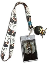 Lanyard: Attack on Titan - SD Mikasa (Accessories)