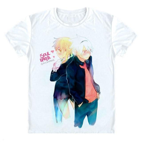 Soul Eater Death Scythe Collection Shirt 8