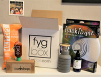 fygbox, the College Care Package Elevated