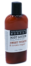 rocky mountain soap factory sweet potato lotion