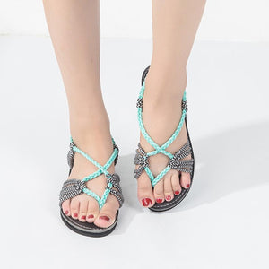 Fashion beach Shoes Slipper Gladiator Sandalias