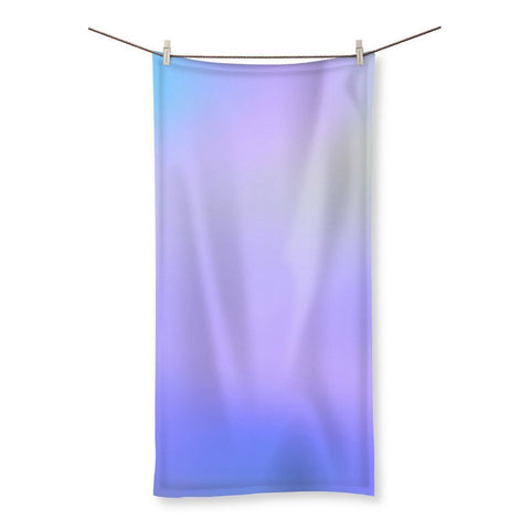 Abstract Gradient 4 Beach Towel