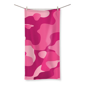 Camofludge 7 Beach Towel